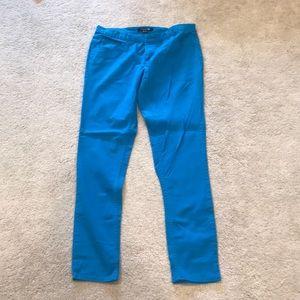 Bright blue Jean